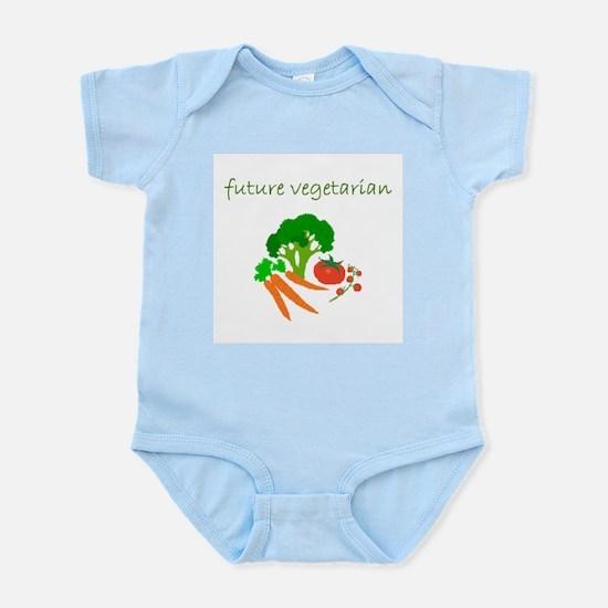 future vegetarian.bmp Body Suit