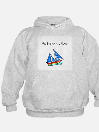 future sailor.bmp Hoodie