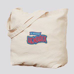 The Incredible Hendrix Tote Bag