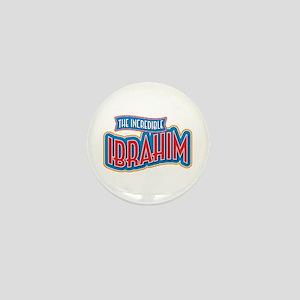 The Incredible Ibrahim Mini Button