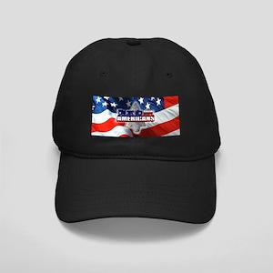True Americans Black Cap