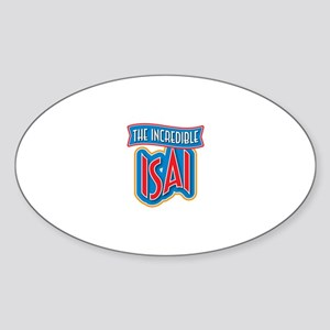 The Incredible Isai Sticker