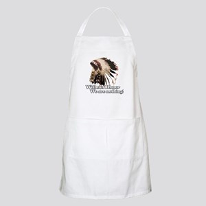 Without Honor BBQ Apron