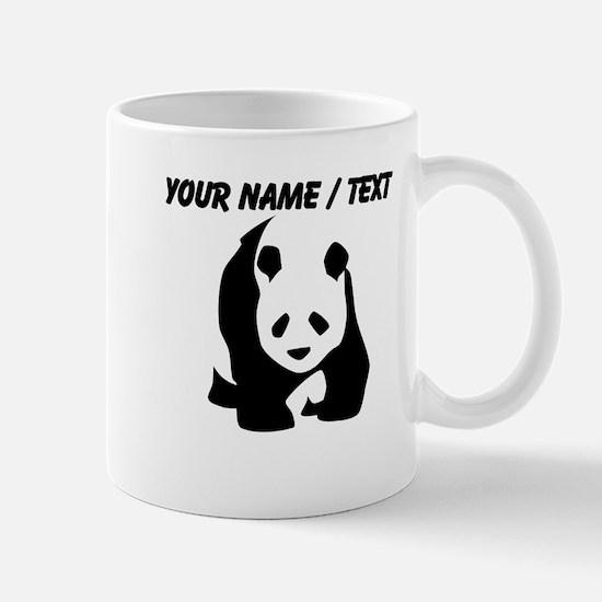 Custom Panda Bear Mug
