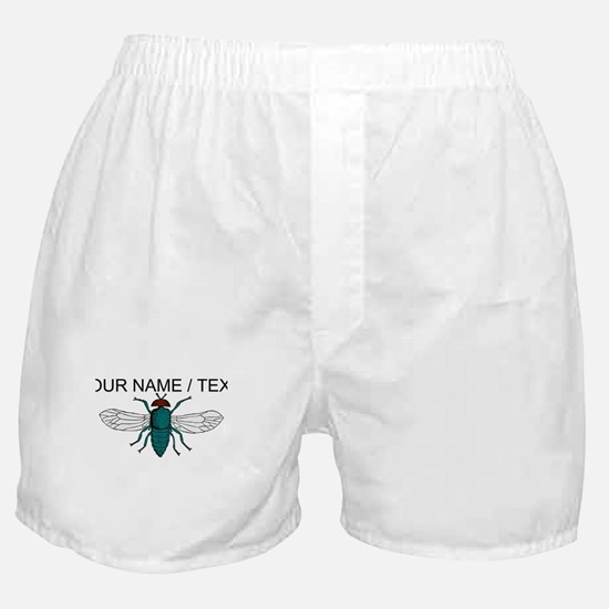 Custom Fly Boxer Shorts