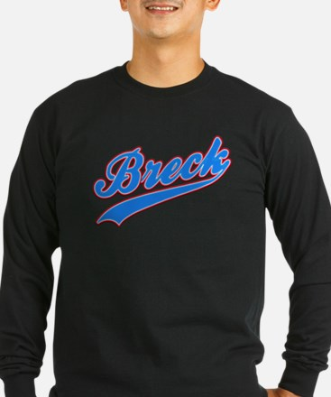 Breck Tackle and Twil Long Sleeve T-Shirt