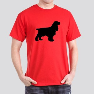 Cocker Spaniel Black T-Shirt