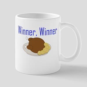 Winner, Winner Chicken Dinner Mug