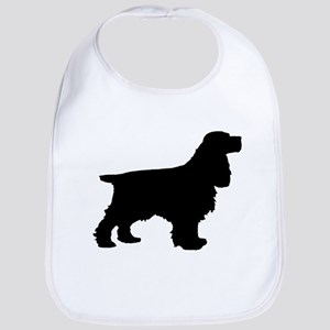 Cocker Spaniel Black Bib