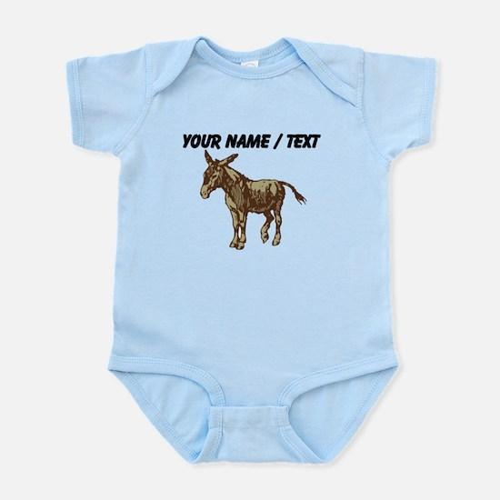 Custom Donkey Body Suit