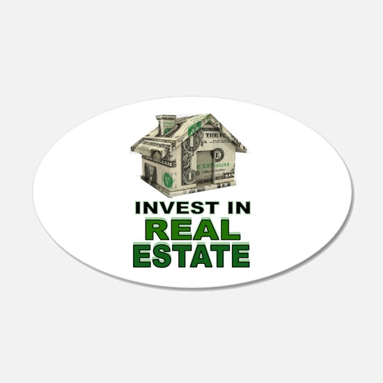 REAL ESTATE Wall Decal