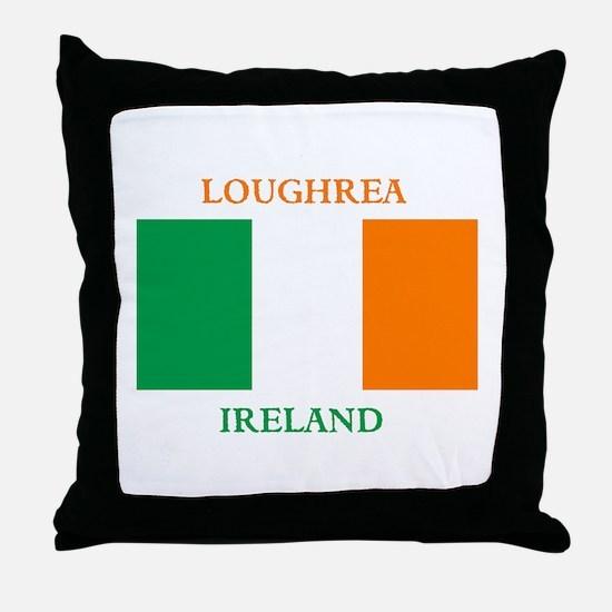 Loughrea Ireland Throw Pillow