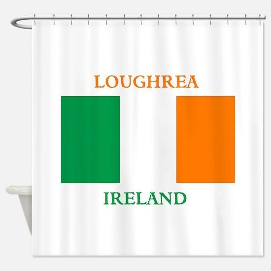 Loughrea Ireland Shower Curtain