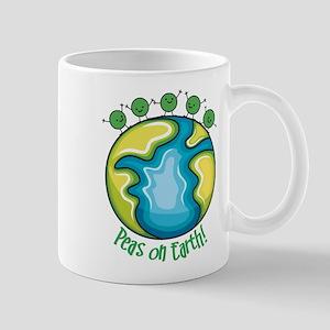Peas on Earth Taza