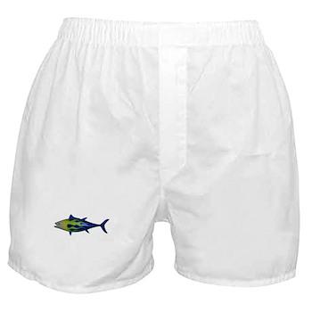 Flamed Tuna Boxer shorts