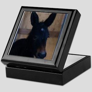 Miss Lily LongEars Keepsake Box
