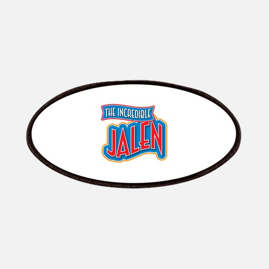 The Incredible Jalen Patches