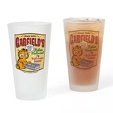 Garfield Drinking Glass