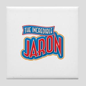 The Incredible Jaron Tile Coaster