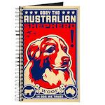 Australian Shepherd World Domination Journal
