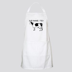 Custom Spotted Cow Apron