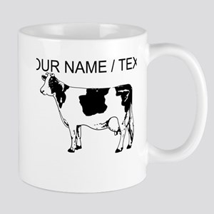 Custom Spotted Cow Mug