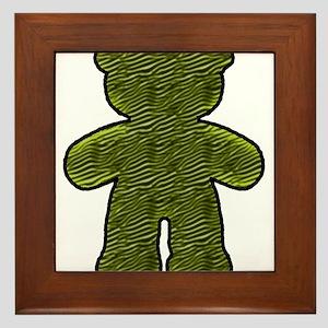 Bear envey Framed Tile