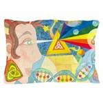 Creation Myth Pillow Case