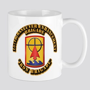 SSI - 157th Maneuver Enhancement Bde Mug