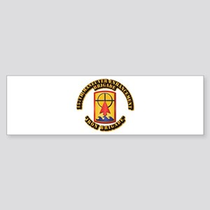 SSI - 157th Maneuver Enhancement Bde Sticker (Bump
