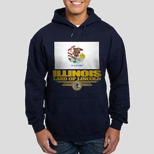 Illinois (F15) Hoodie (dark)