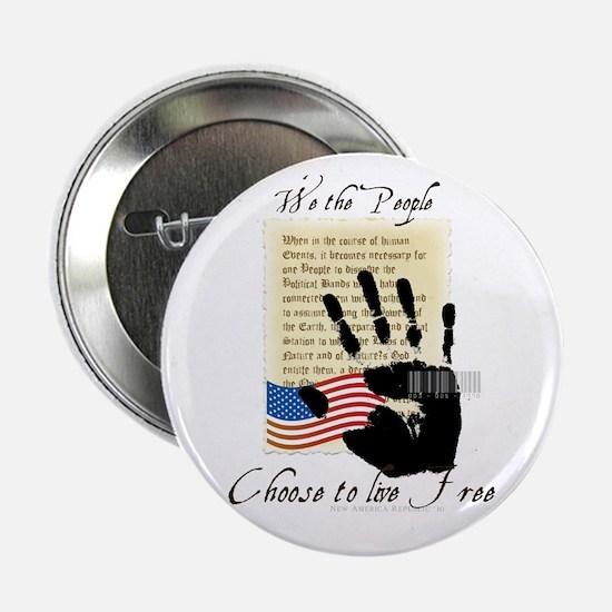 """Historic America(2) 2.25"""" Button"""