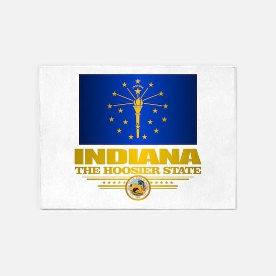 Indiana Pride 5'x7'Area Rug