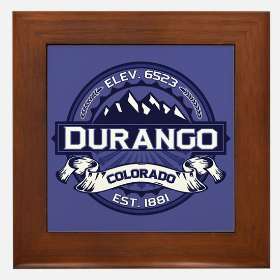 Durango Midnight Framed Tile