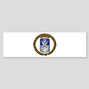 SSI - 218th Maneuver Enhancement Brigade Sticker (