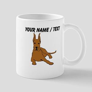 Custom Great Dane Mug