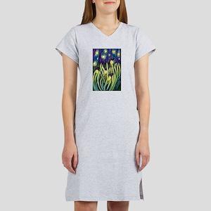 Fireflies Women's Nightshirt
