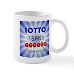 winning lotto numbers Mug