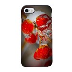 Viburnum Berries Covered with iPhone 7 Tough Case
