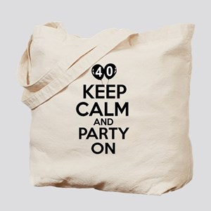 Funny 40 year old gift ideas Tote Bag