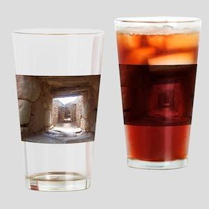 Anasazi Ruins in Utah Drinking Glass