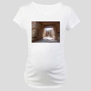 Anasazi Ruins in Utah Maternity T-Shirt