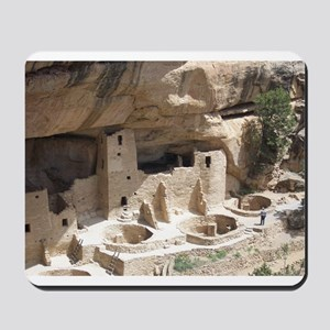 Mesa Verde Indian Cliff Dwellings Mousepad