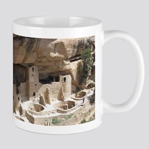 Mesa Verde Indian Cliff Dwellings Mug