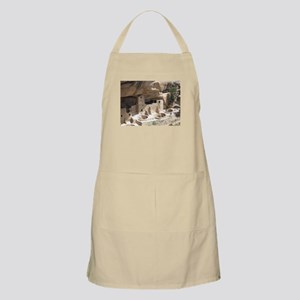 Mesa Verde Indian Cliff Dwellings Apron