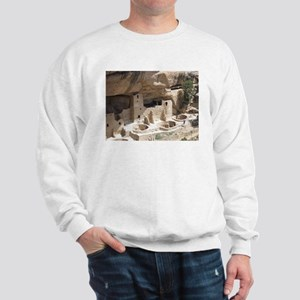 Mesa Verde Indian Cliff Dwellings Sweatshirt
