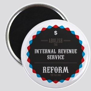 Reform The Tax Code Magnet