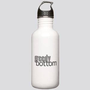 Greedy Bottom Water Bottle