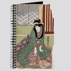 Actor Iwai Hanshiro - Toyokuni Utagawa - c1810 - w