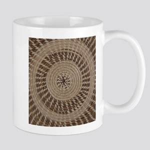 Sweetgrass Basket Design Mug